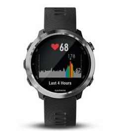 Reloj Garmin Forerunner 645 Negro