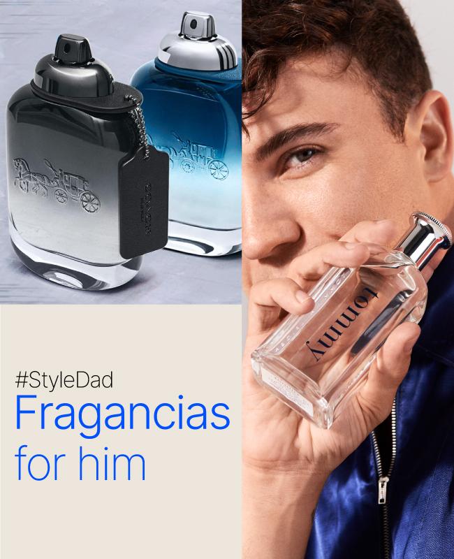 Perfumes y fragancias para Hombre