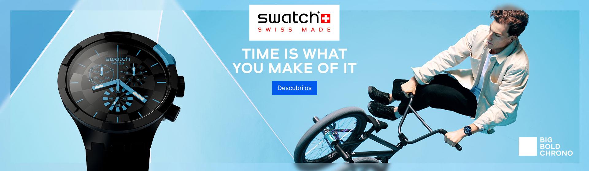 Swatch Big Bold Chrono