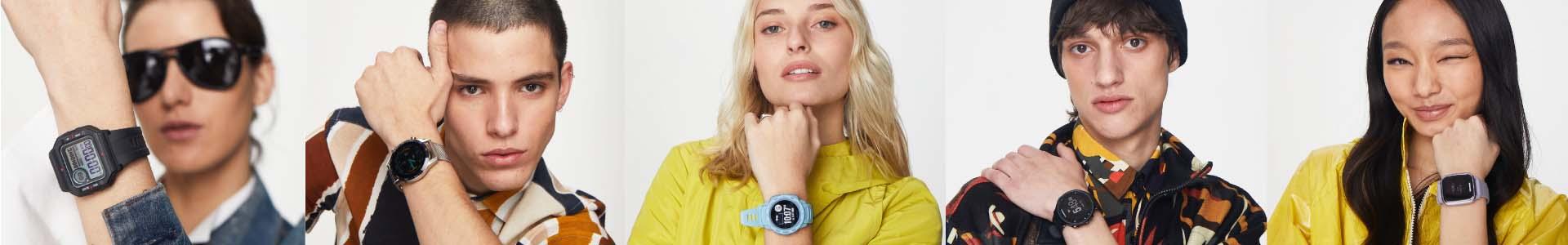 Colección smartwatches