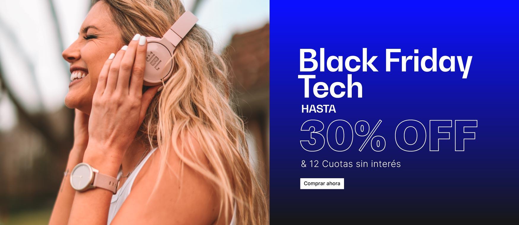 Tech en Black Friday!