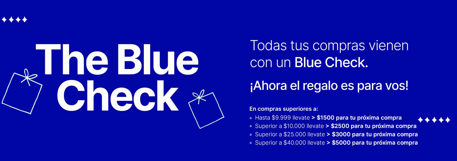 Blue Check